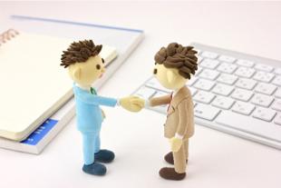 中小企業と投資事業へのコンサルティングと助言業務のイメージ